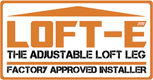 LOFT-E™ Manufacturer Approved Installers