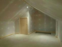 Mini Loft Conversion - Day 5 - 2nd fix electrics and done ready to decorate