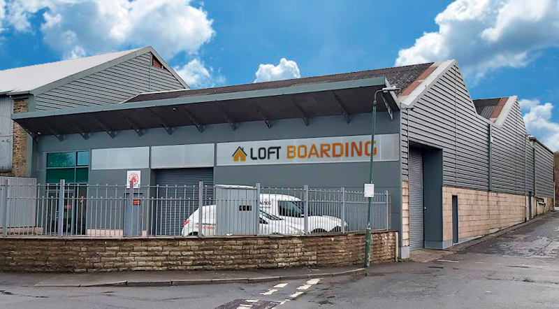 Loft Boarding NW Ltd Head Office