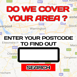 Do we cover your area? search your postcode to see