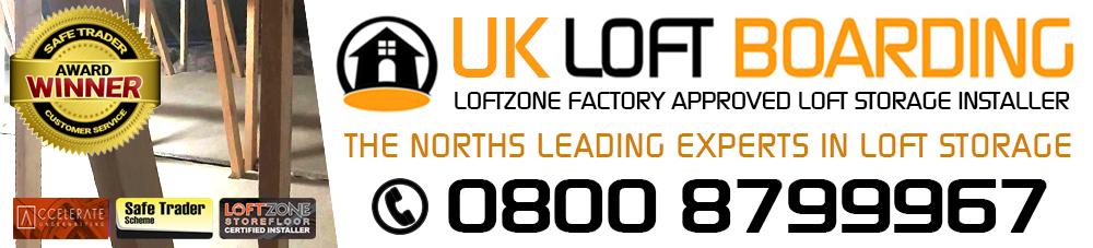 Boarding Loft For Storage Services - Use Your Loft Space Loft Storage Solutions Preston Chorley Leyland Blackburn Manchester    Warrington Liverpool Cheshire Yorkshire