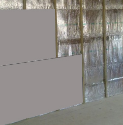 Thermal double bubble insulation lining for your roof or loft walls