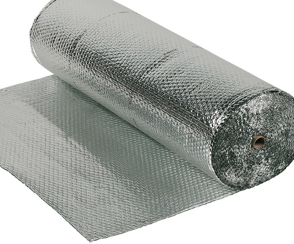Thermal foil roof and wall insualtion