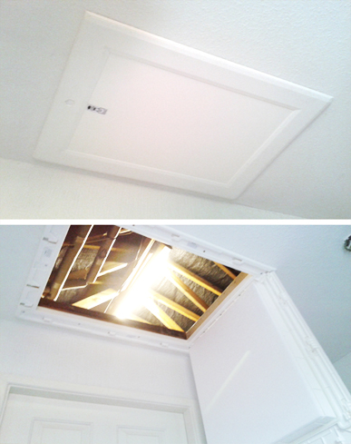 Loft Hatch Replacement