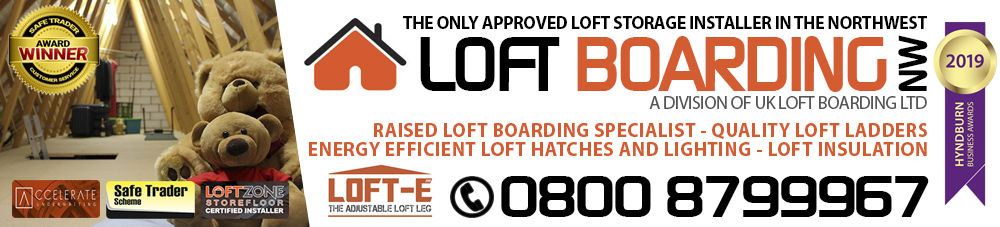 Loft Boarding For Storage Services - Use Your Loft Space Loft Storage Solutions Preston Chorley Leyland Blackburn Manchester    Warrington Liverpool Cheshire Yorkshire