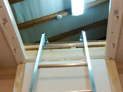 Loft Hatches Loft Ladders