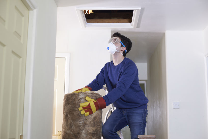 Loft Insulation Top Up Service