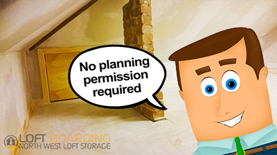 Do you need planning permission for loft storage