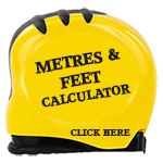 Work out your metre and feet