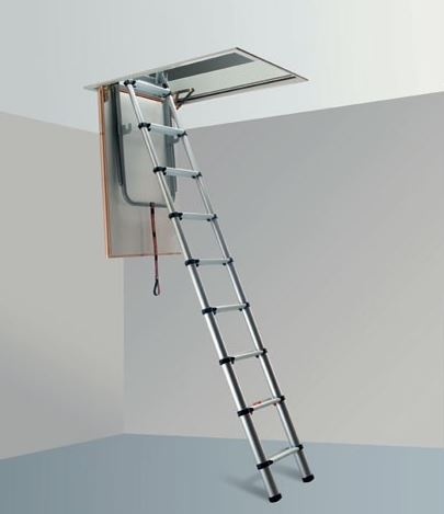 Telescopic Loft Ladders