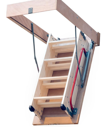 Brand new fold down part l loft hatch