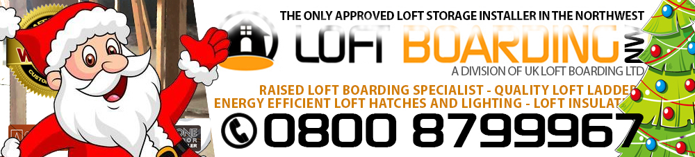 Boarding Loft For Storage Services - Use Your Loft Space Loft Storage Solutions Preston Chorley Leyland Blackburn Manchester    Warrington Liverpool Cheshire Yorkshire